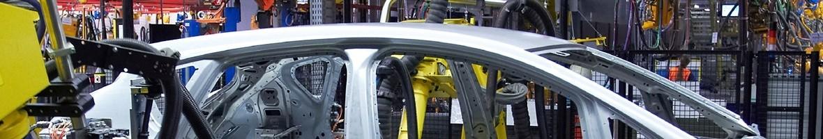 Header fuer Personalberatung fuer Automotive in Muenchen, Beispiel Karosserie Rohbau