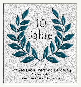 Platzhalter Jubiläum Daniela Lucas Personalberatung