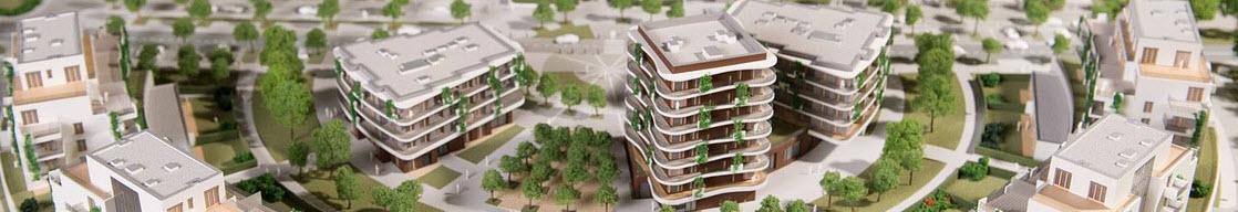 Bauwesen und Fassadenbau